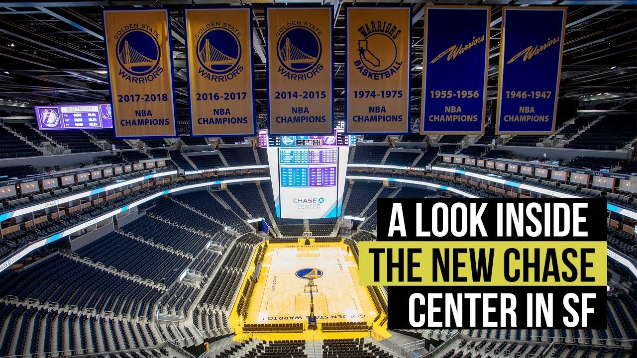 Image result for golden state warriors chase center
