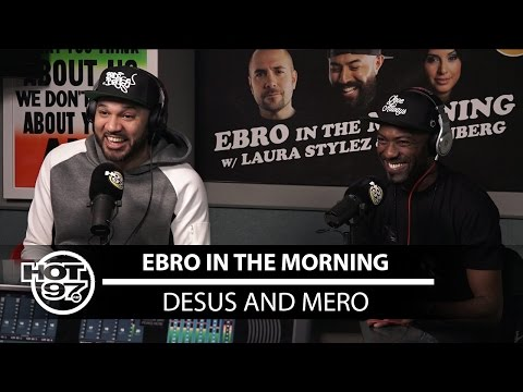 Desus & Mero Speak On Trolling Ebro, Working For Porn & Their Come Up!