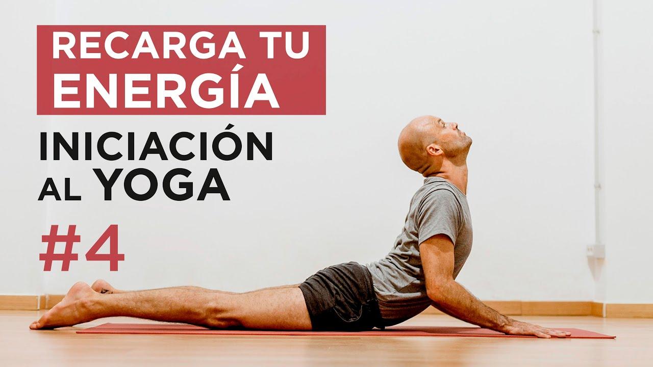 INICIACIÓN al YOGA con DECATHLON | Recarga de Energía el Cuerpo | 60 min.
