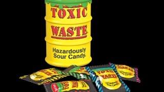 Toxic Waste или кислые наркотики