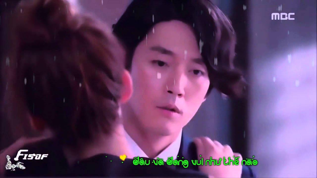 Dưới Những cơn mưa – Jang Hyuk | Jang Na Ra [Video Lyric HD]