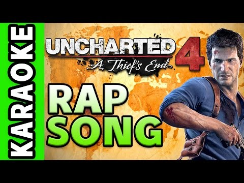 "UNCHARTED 4 SONG Instrumental / Karaoke ► ""Edge of the Globe"""