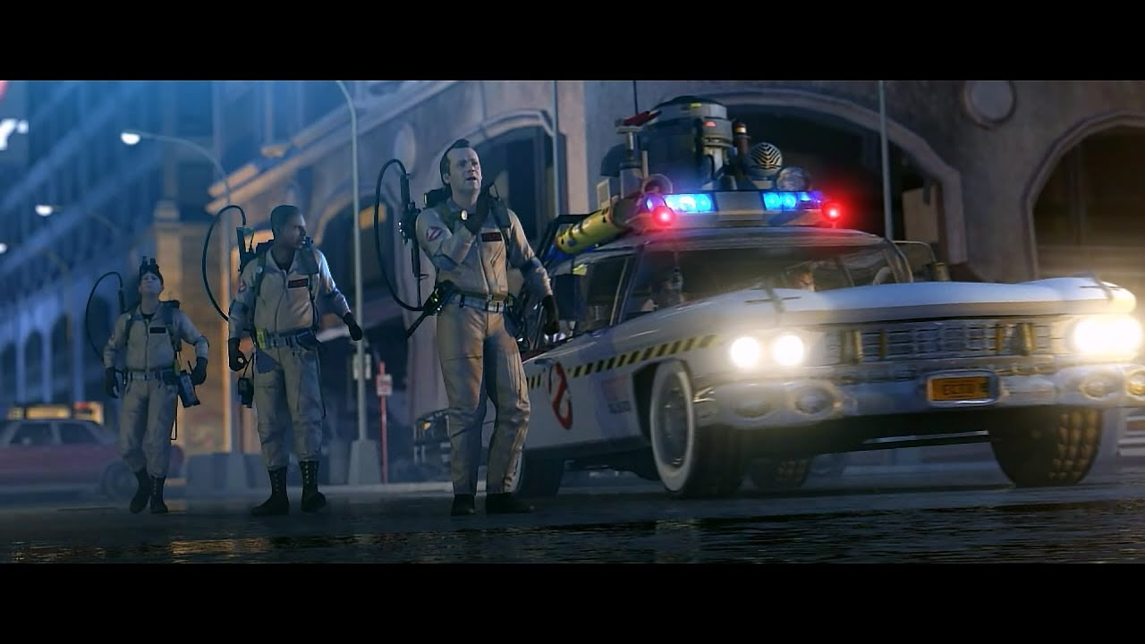 Ghostbusters: The Video Game Remastered - Favorite Memories