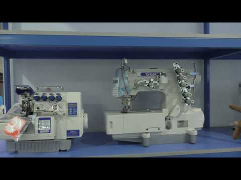 Швейное оборудование -Оверлоки, швейные машинки, закроичные ножи , рынок Мадина , декабрь 2019