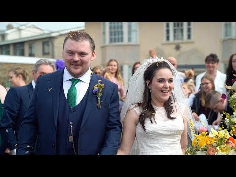 Lucy & Dave's Symondsbury Tithe Barn Wedding