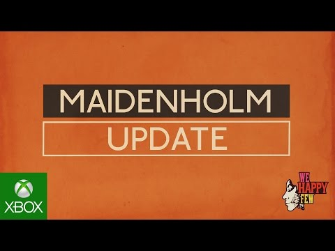 We Happy Few - Xbox Game Preview - Maidenholm Update