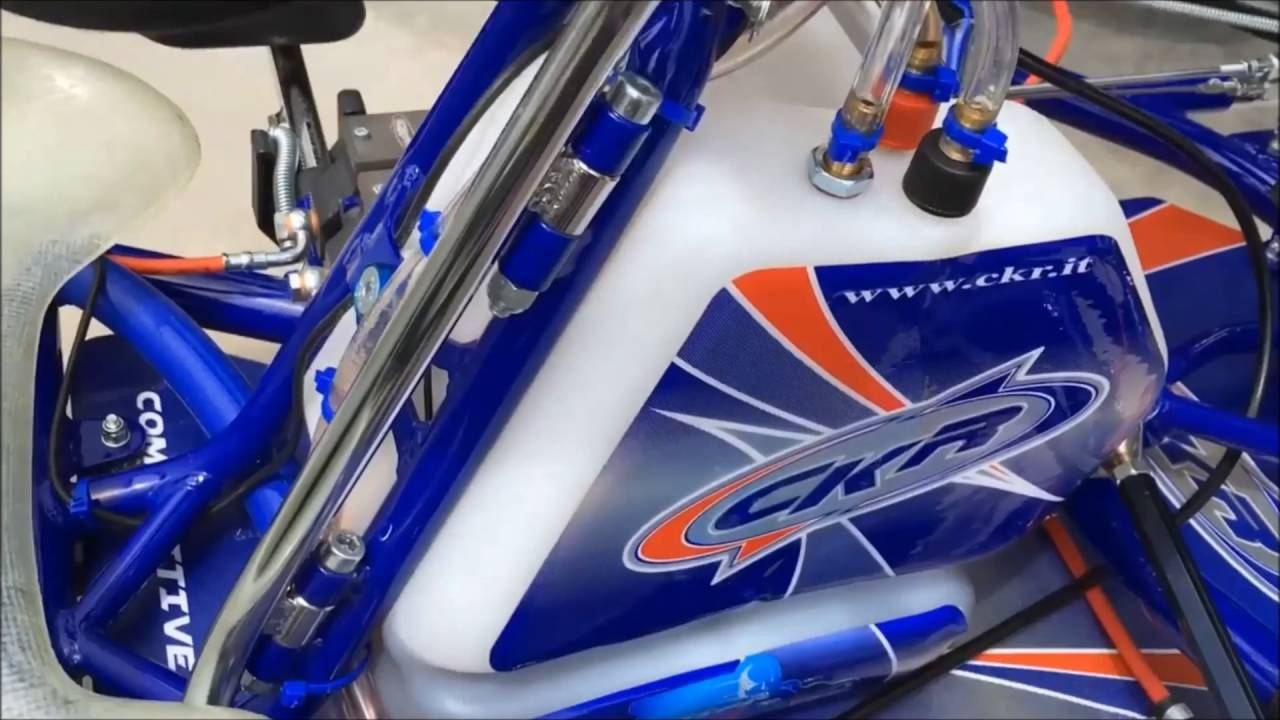 "eShifter Kart Commercial ""Our CKR Shifter Kart Spot for ..."