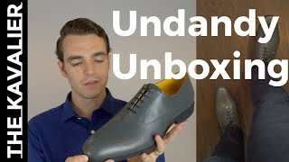 Custom Shoes for $200?? Undandy Unboxing and Review