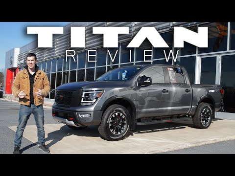 The 2020 Nissan Titan Pro4X Is Finally The Truck We Deserve!