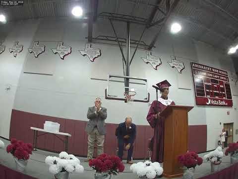 2018 Abernathy High School Graduation