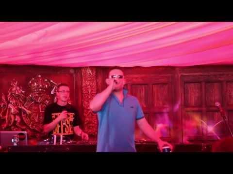 Spunkmaster Flex - Hip Hop Karaoke Glastonbury 2013 Mos Def