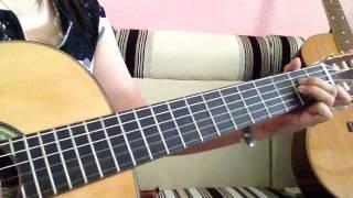 TÌNH YÊU VỖ CÁNH - guitar