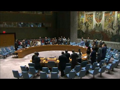 Moment of Silence for Benghazi Attack Victims (Libya) - UN Security Council
