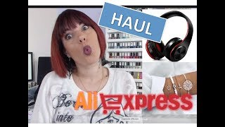 Haul Aliexpress 44