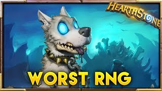 Worst RNG Moments ep.12 | Hearthstone