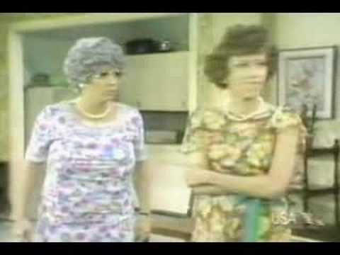 Carol Burnett gets back at Vicki Lawrence