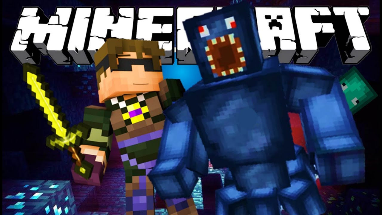Minecraft I SAVED SKYDOESMINECRAFT Derpy Squids Mod Showcase Machinima