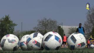 «Колос» провів передматчеве тренування у Ковалівці
