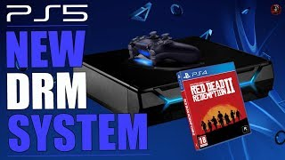 Sony Blockchain DRM Potentially Coming To PS4 And PS5 - Games To Require 'Game Keys' - PS5 News