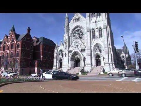 St. Francis Xavier (College) Church - St. Louis