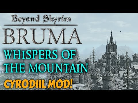 Beyond Skyrim: Bruma - Whispers of the Mountain (side quest)