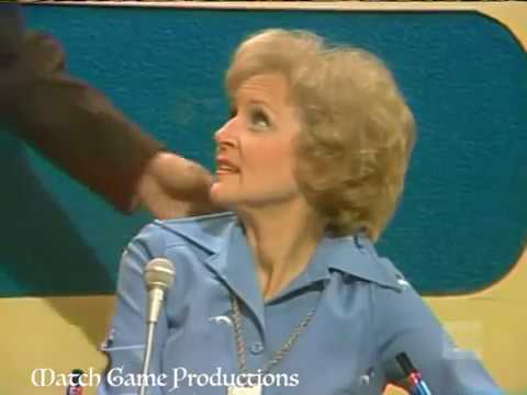 Match Game 76 (Episode 835) (Kissing and Hugging) (Johnny Olsen Cameo)