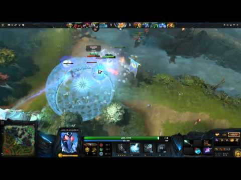 Miracle Ancient Apparition Dota2,( Miracle play AA)