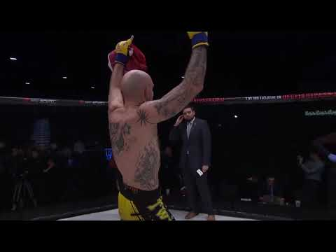 Cage Warriors 101 event highlights
