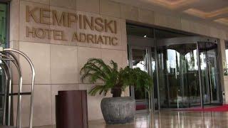 Croazia, il Kempinski Hotel Adriatic motore del lusso in Istria