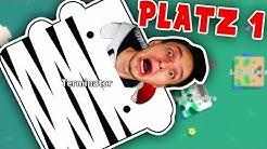 Wir lassen PLATZ 1 keine ruhe und wollen seinen PLATZ! (Creatur.io)