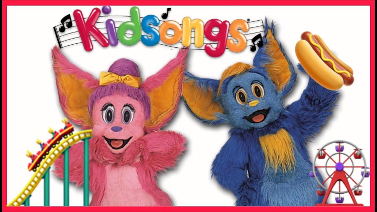 Here We Go Loopty Loo | Kidsongs | Summer Fun | Ride the Roller Coaster | PBS Kids