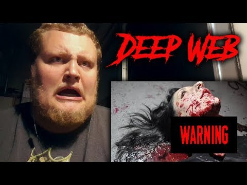 SCARY DEEP WEB VIDEOS! DO NOT WATCH ALONE!!! *WARNING!*