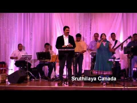 Unni Menon with Sruthilaya - Poongatrile