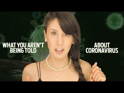 What you aren't being told about coronavirus...