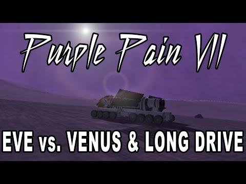 Kerbal vs. Real Space: Eve vs. Venus - PURPLE PAIN #7