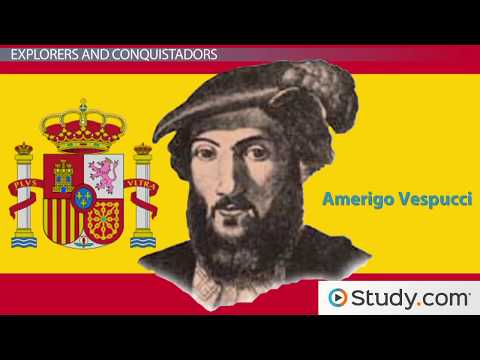 New Spain: Spanish explorers and colonies