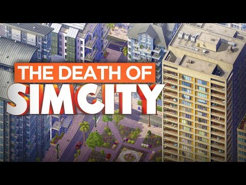 SimCity Is Dead