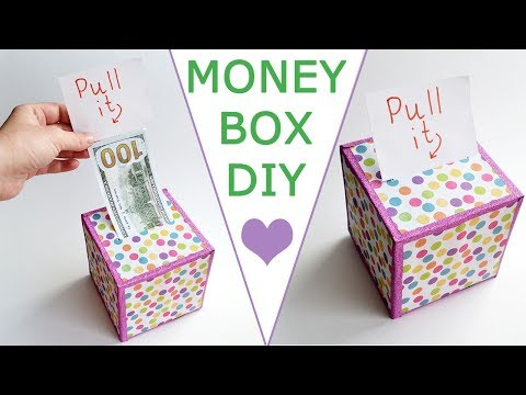 Wow Money Box Surprise Your Family And Friends Dollar