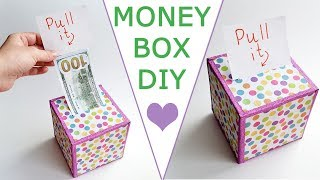 WOW! MONEY BOX | Surprise your family and friends! | DOLLAR IDEA Craft & Gift Tutorial DIY