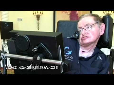 Stephen Hawking - The Skinny on the Interview