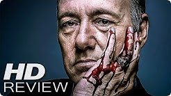 HOUSE OF CARDS Staffel 4 Kritik Review & Trailer (2016)