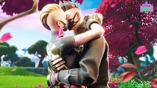 DRIFT'S TWIN BROTHER TRICKS CATALYST INTO KISSING HIM | Fortnite X