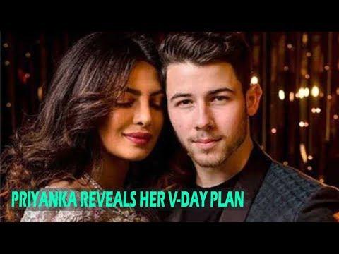 Priyanka Chopra Jonas reveals her Valentine's Day plan with Nick Jonas Mp3