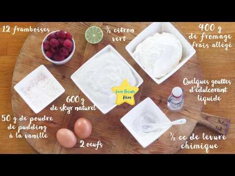 les-recettes-de-weight-watchers:-cheesecake-aux-framboises.