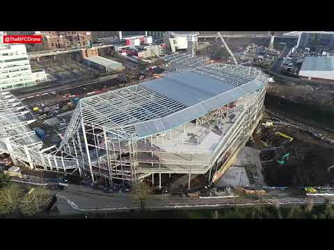 Brentford FC New Stadium: World's Newest Bridge