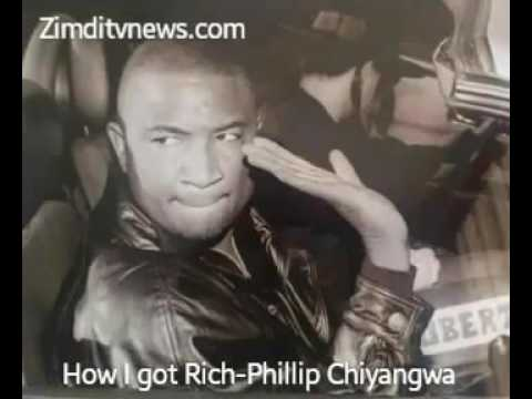 How I got Rich-Phillip Chiyangwa