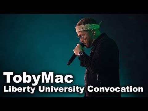 TobyMac - Liberty University Convocation