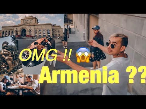 Is This Armenia 😱😱 First Time To Be Here 🤭🤭 OMG !!
