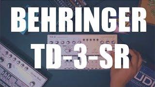 Behringer TD-3-SR Review & Sequencer Tutorial