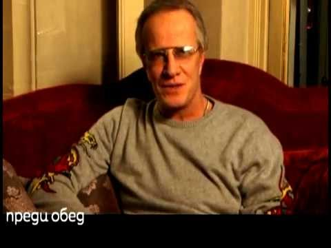 Interview of  Christopher Lambert (march, 2012), channel bTV.avi